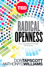 TED Book: Radical Openness
