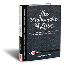 TED Books: The Mathematics of Love