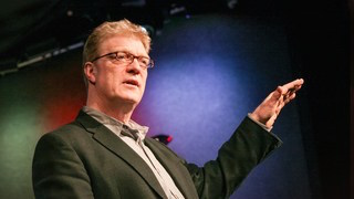 TED Talk: Ken Robinson says schools kill creativity