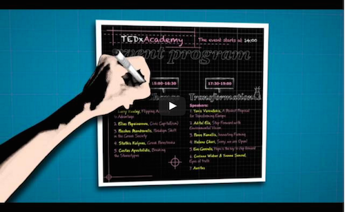 How to TEDx: Branding with TEDxAcademy video