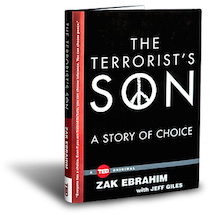 TED Book: The Terrorist's Son