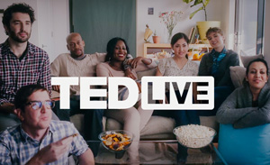 Get TED Live now