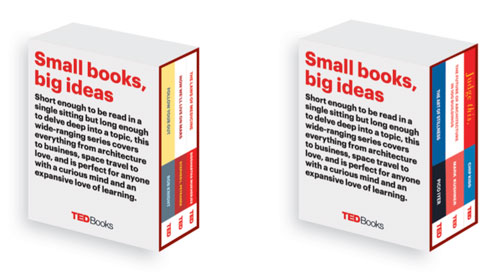 TED Books box sets